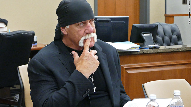 Photo of Hulk Hogan:  Reality show was lightly scripted