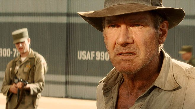 Photo of Harrison Ford/ Spielberg Return For For Indy 5