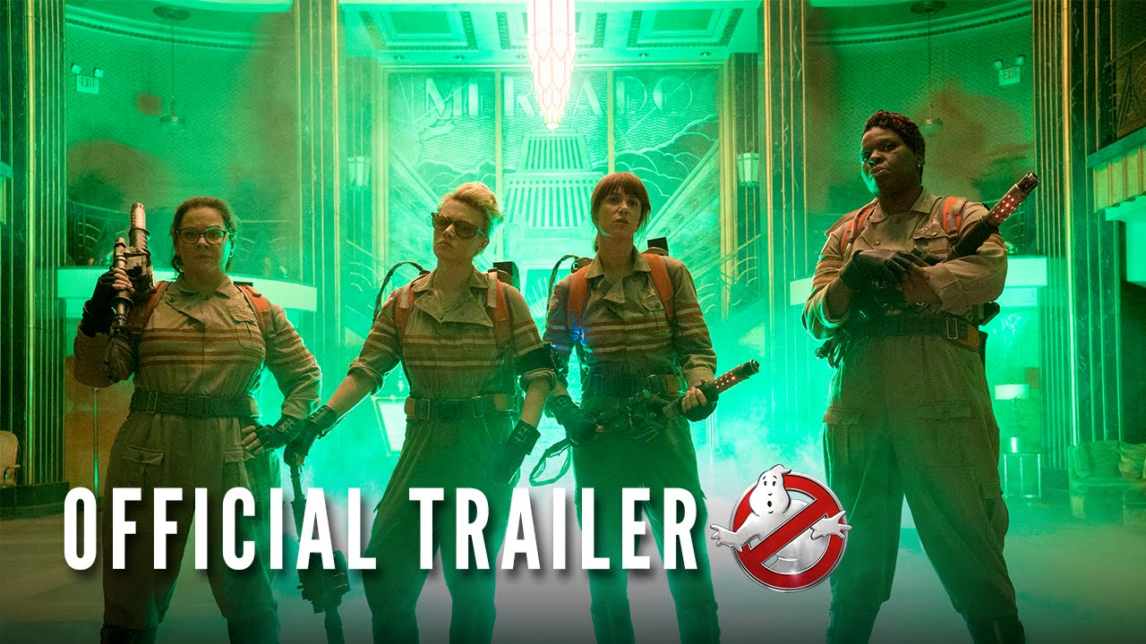 Photo of New Ghostbusters Trailer