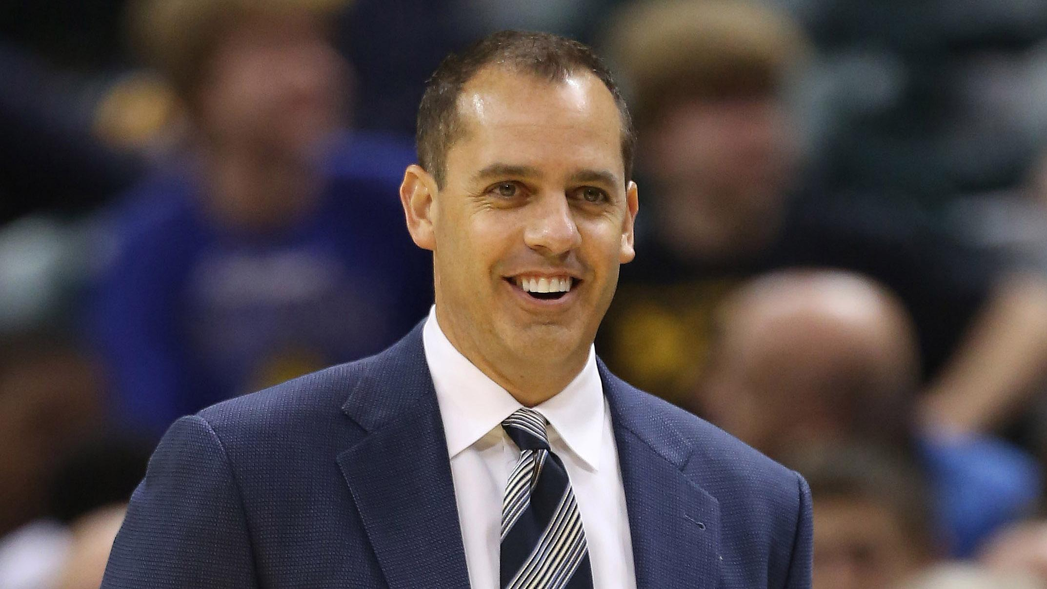 Photo of Orlando Magic Reach Deal With Frank Vogel