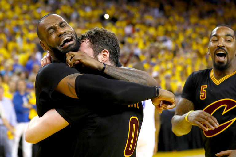 Photo of Cleveland Cavaliers Win 2016 NBA Championship