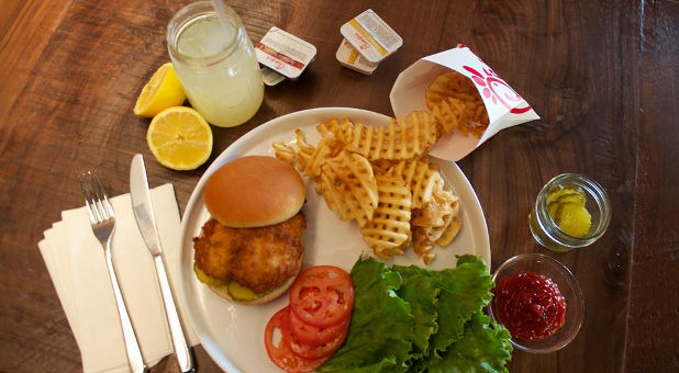 Photo of Chick-Fil-A is America's Favorite Fast Food