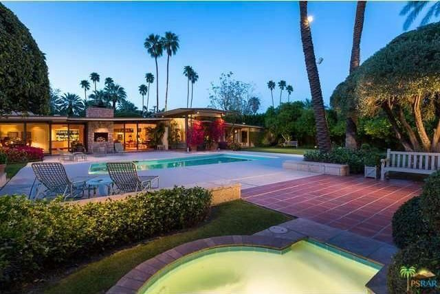 Photo of Kirk Douglas Palm Springs Home Sold