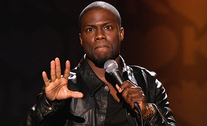 Photo of Kevin Hart's Home Robbed