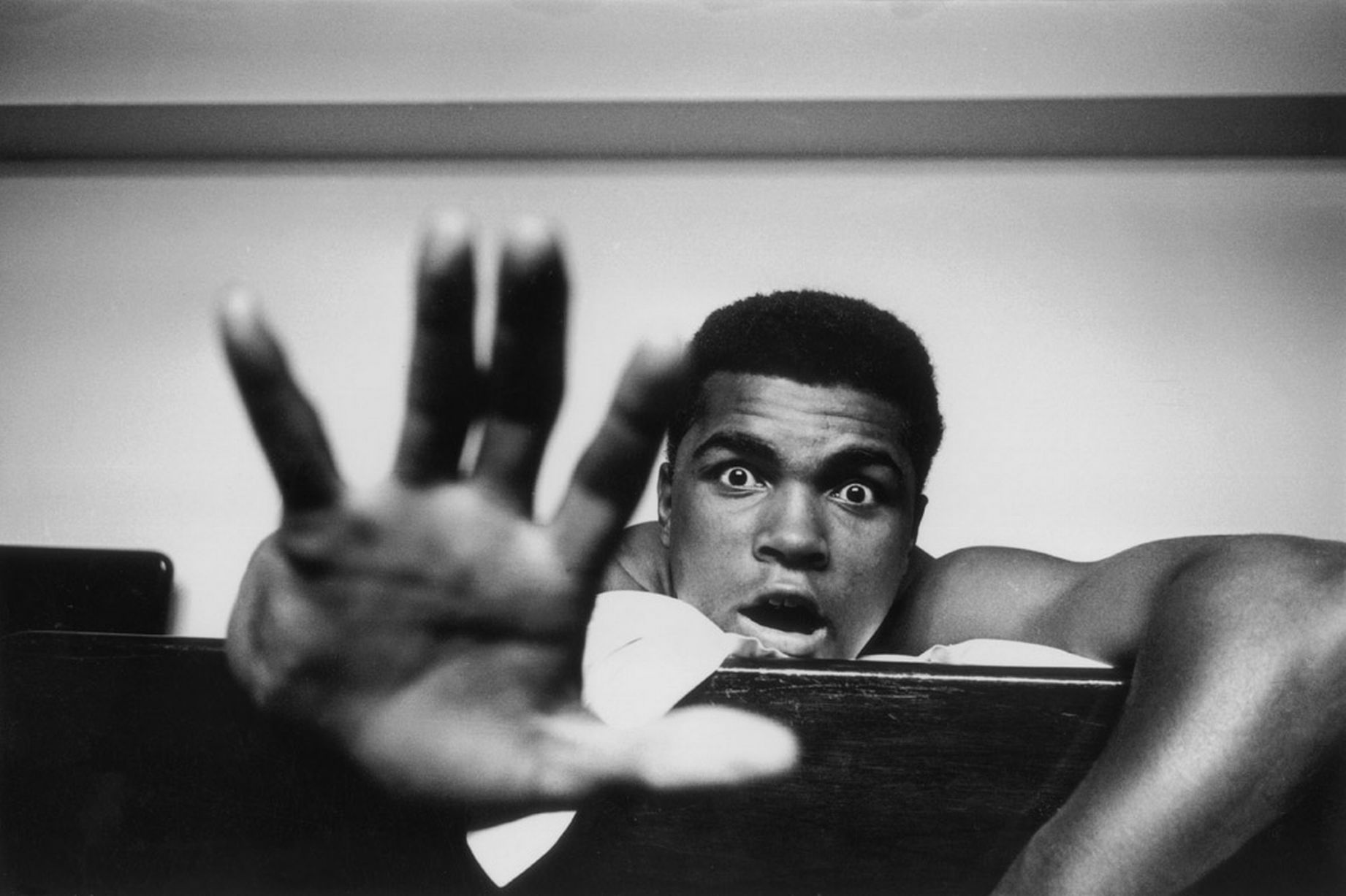 "Photo of ""The Greatest"", Muhammad Ali Dies at 74"