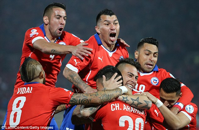 Photo of Chile Beat Argentina and Gets the Copa America Title