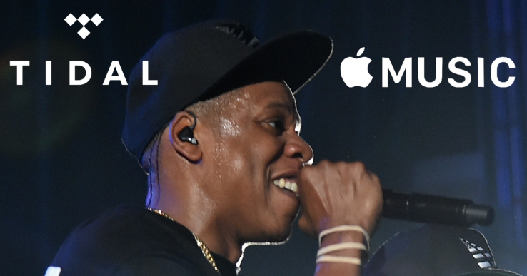 Photo of Apple In Talks To Buy Jay Z's Tidal Music Service