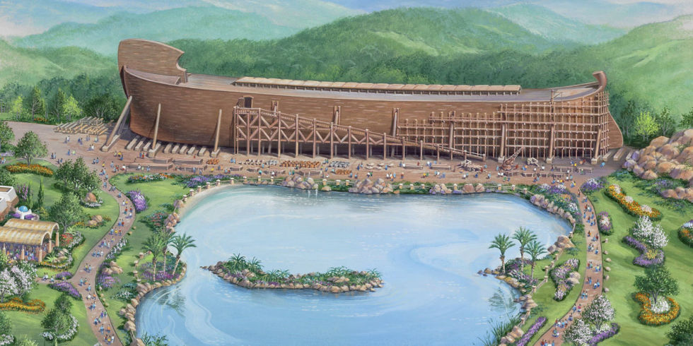 Photo of Real Life Noah's Ark? Ken Ham Explains…