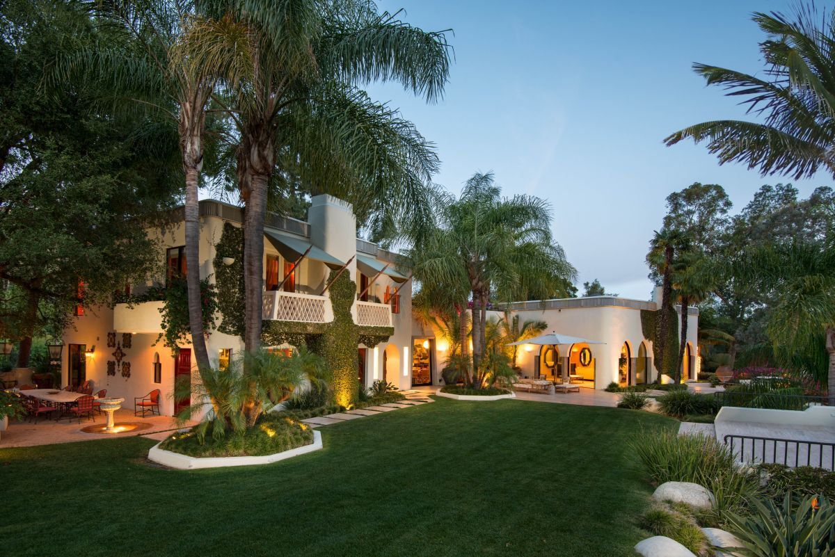 Photo of Cher's Beverly Hills Mansion up for Sale