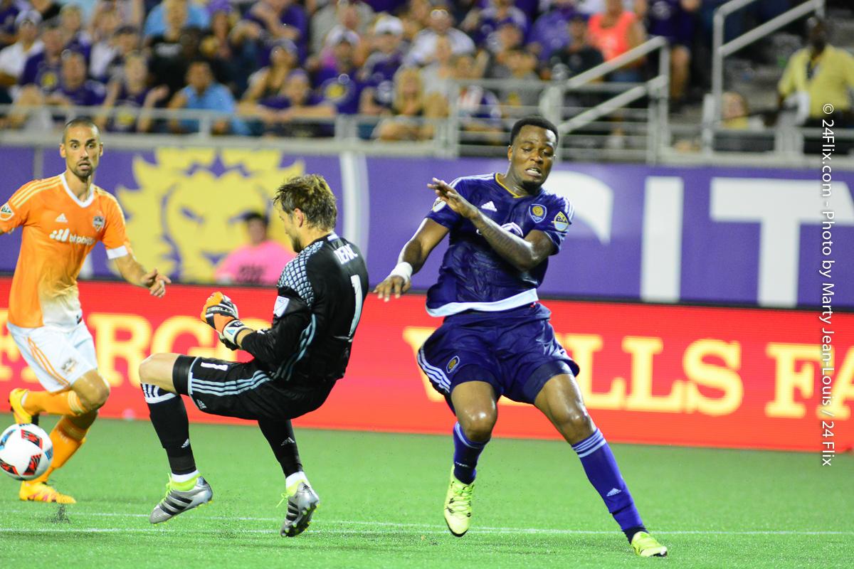 Photo of Orlando City vs Houston 0-0 with Photo highlight