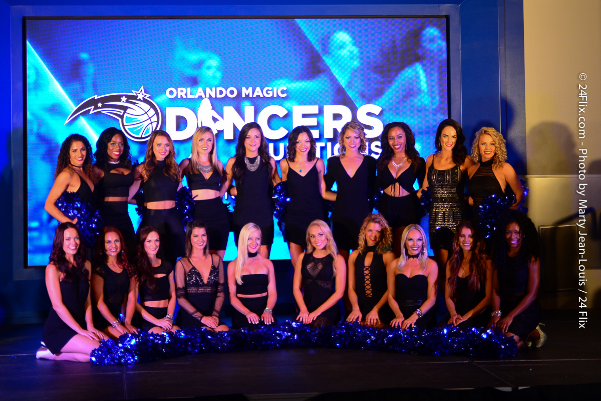 Photo of Orlando Magic Dancers Auditions – Photo Highlights