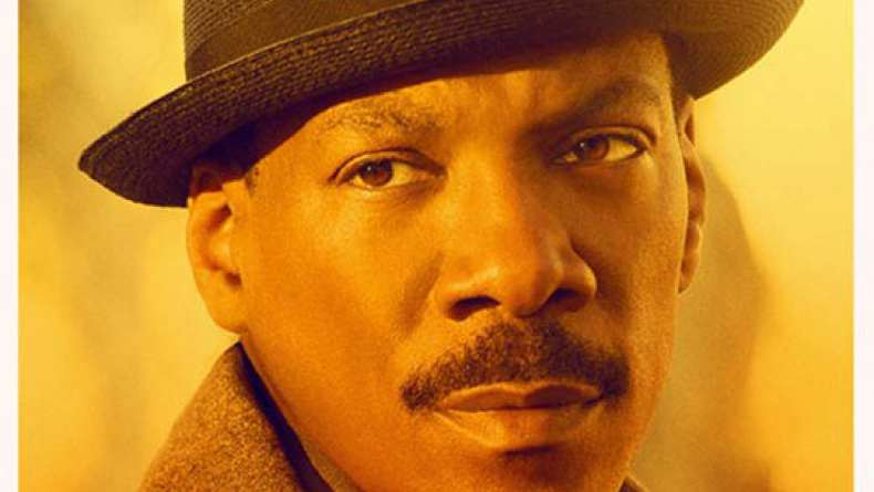 Photo of Eddie Murphy Speaks!