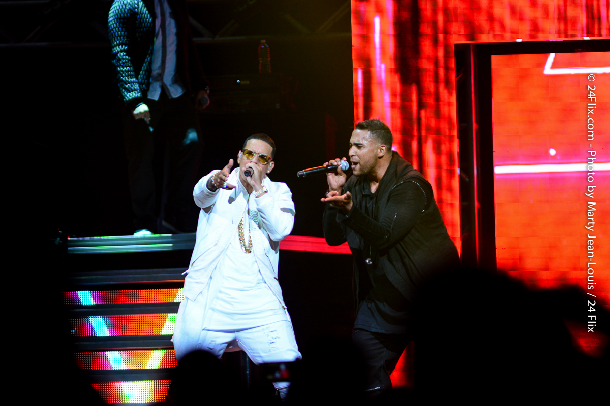 Photo of Daddy Yankee & Don Omar Concert
