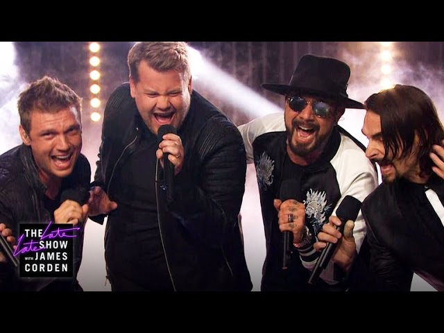 Photo of The Backstreet Boys Coming back?