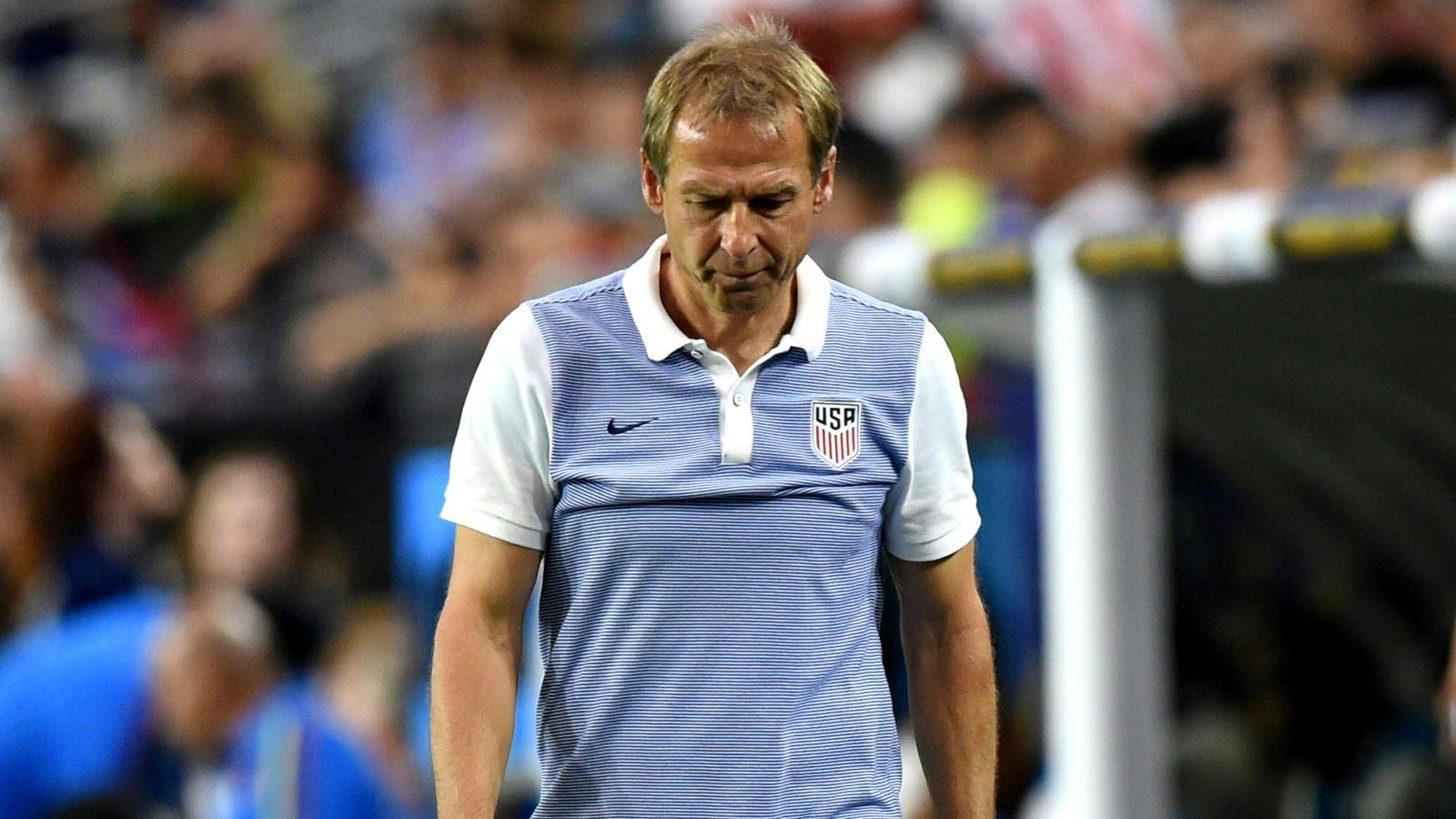Photo of US Soccer Fires Head Coach Jurgen Klinsmann