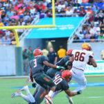 Bethune-Cookman University destroys Florida A&M 39 to 19
