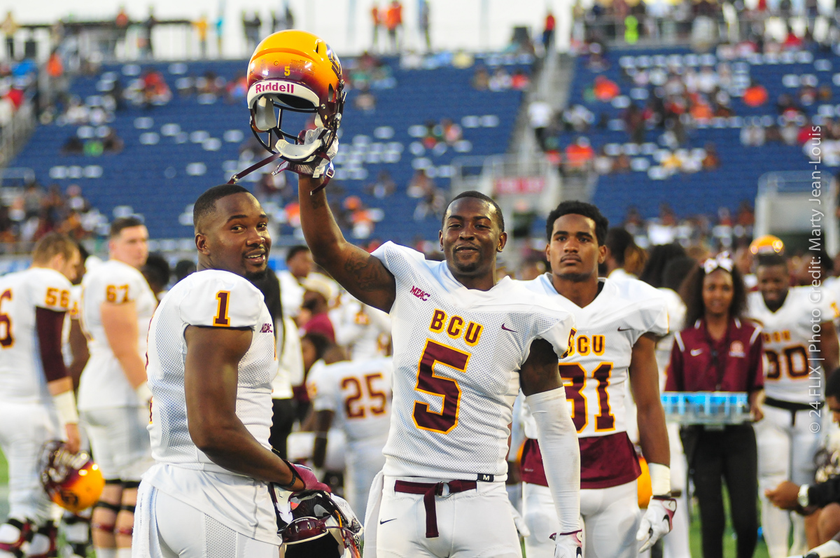 Photo of Bethune-Cookman University destroys Florida A&M 39 to 19