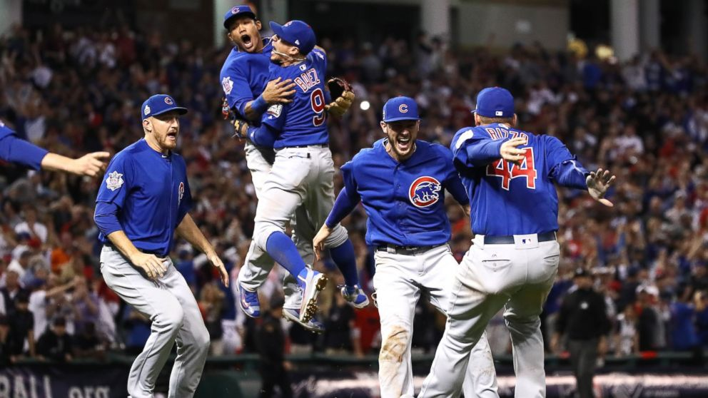 Photo of Cubbies Win! 108 Year Old Curse Broken