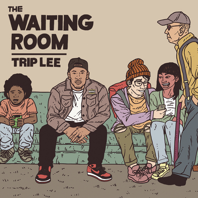"""Photo of Trip Lee 's New Mixtape- """"The Waiting Room"""""""
