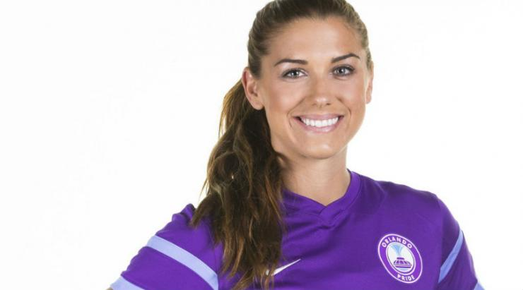 Photo of Orlando Pride Forward Alex Morgan to Open Year with French Club