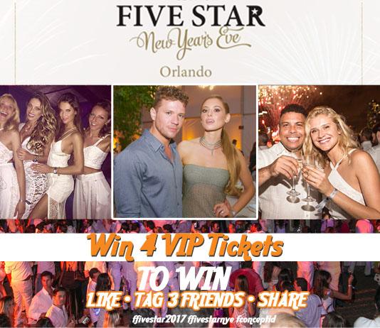 Win 4 VIP Tickets