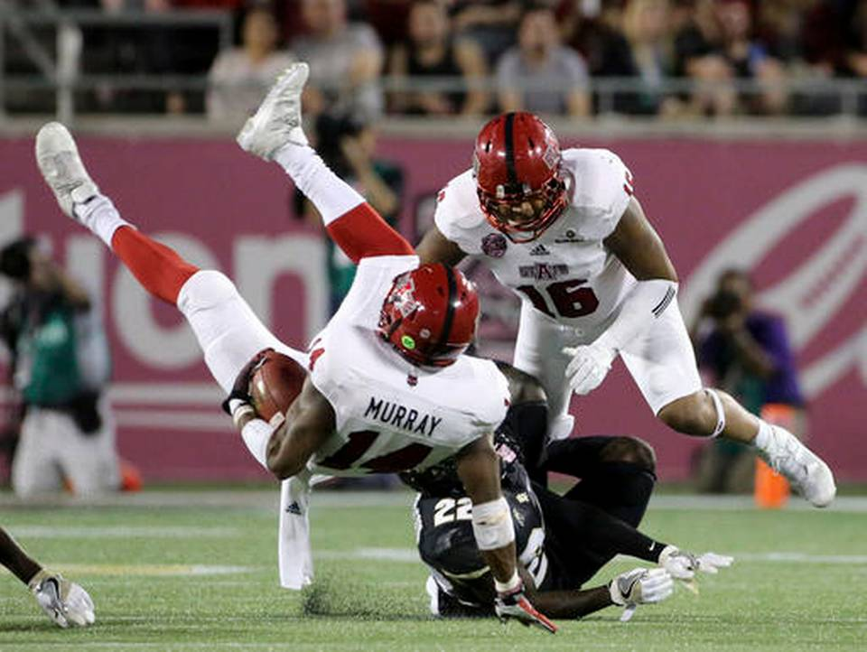 Photo of Arkansas State dominates 2017 AutoNation Cure Bowl
