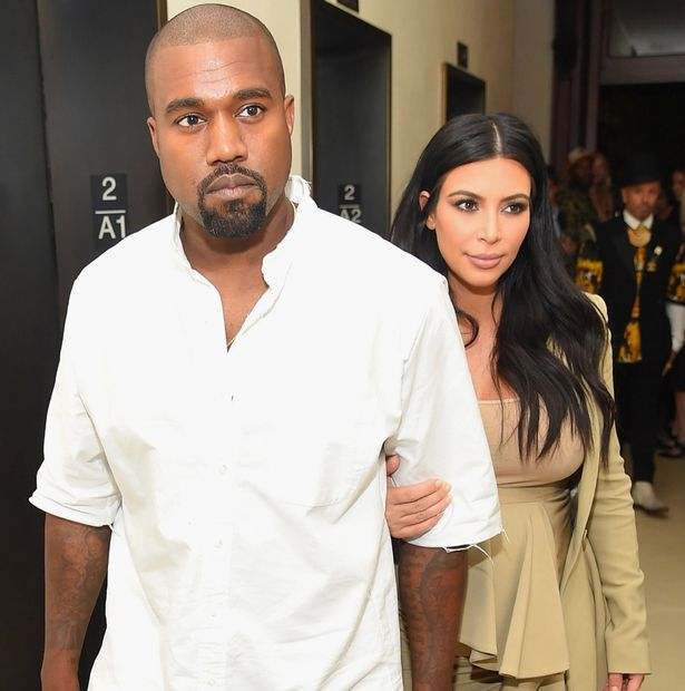 Photo of Kanye's out of the hospital, but not living with Kim