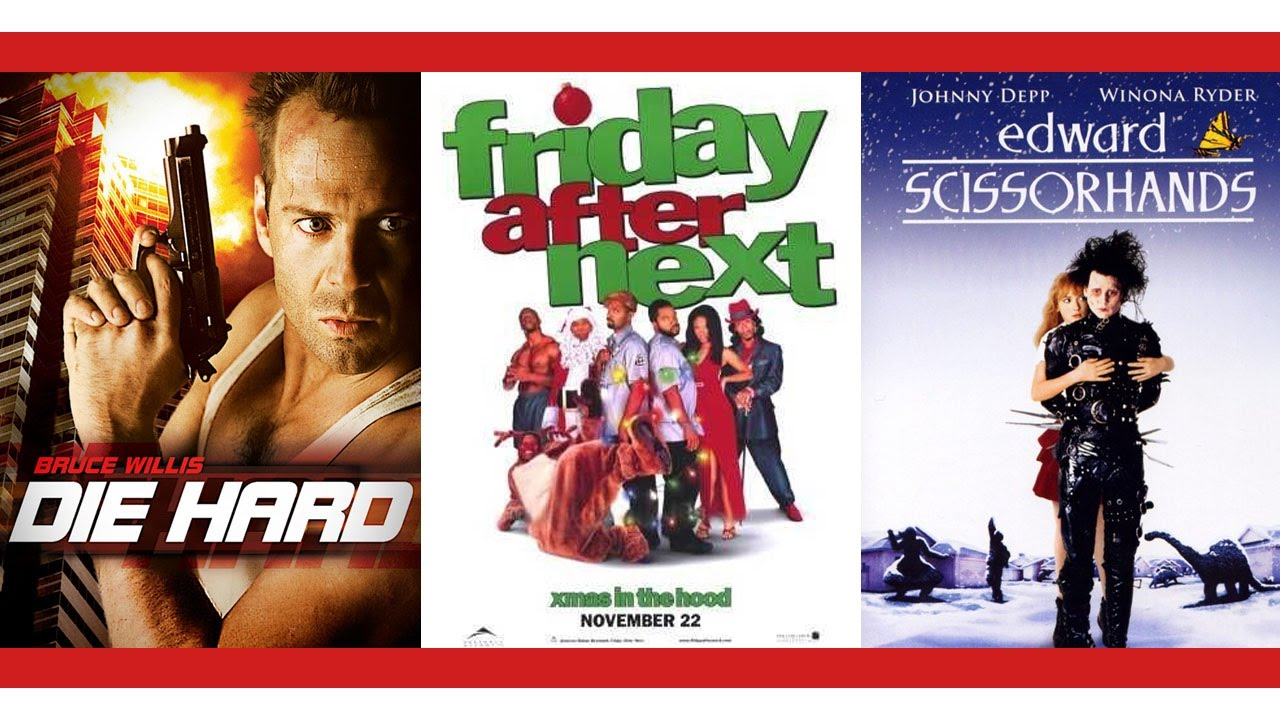 Photo of Top 10 Christmas Movies that don't seem like Christmas Movies