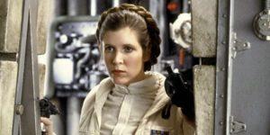 Princess Leia Actress Hospitalized