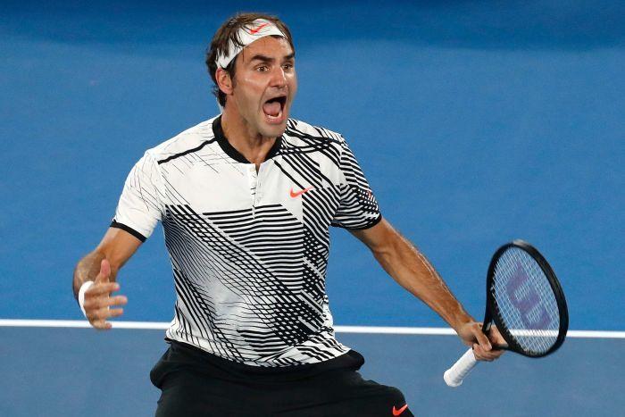 Photo of Roger Federer beats Rafael Nadal in Australian Open