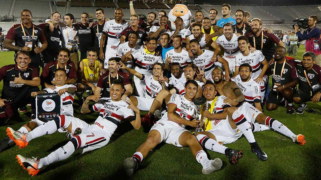 Photo of Sao Paulo FC Wins Florida Cup 2017 Championship