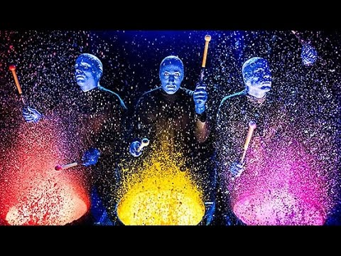 Photo of Blue Man Group Partners With Autism Speaks for a Special Performance