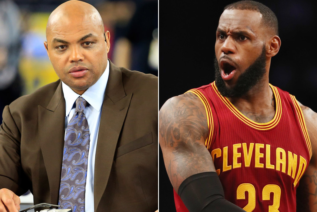 Photo of LeBron James rips Charles Barkley's dubious past in furious rant