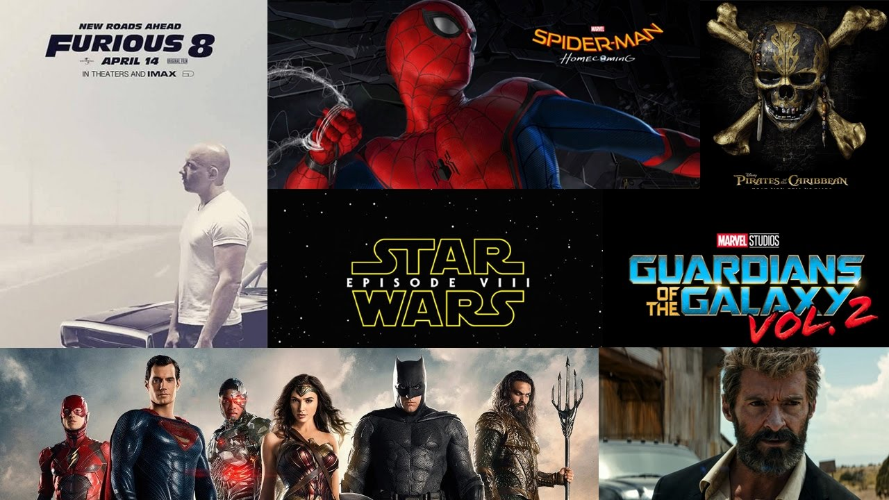 Photo of Top 10 Movies coming out in 2017