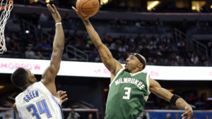 The Magic Whip the Bucks on Penny Hardaway's Night
