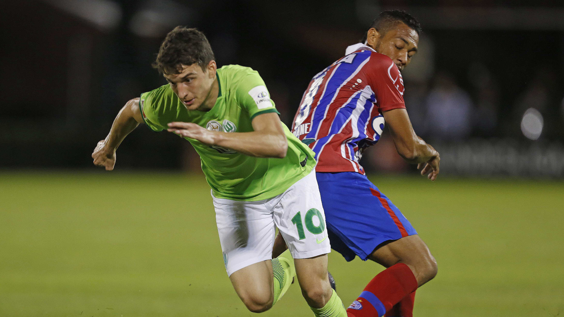 Photo of Florida Cup: Wolfsburg vs. Bahia Match a 0-0 Draw. Wolfsburg Wins on Penalty Kicks