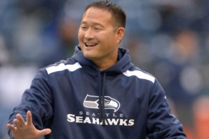 Seahawks asst. head coach Rocky Seto leaves team to enter ministry