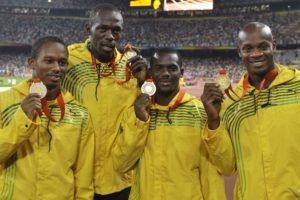 Usain Bolt returns '08 Olympic relay gold after teammate's doping case