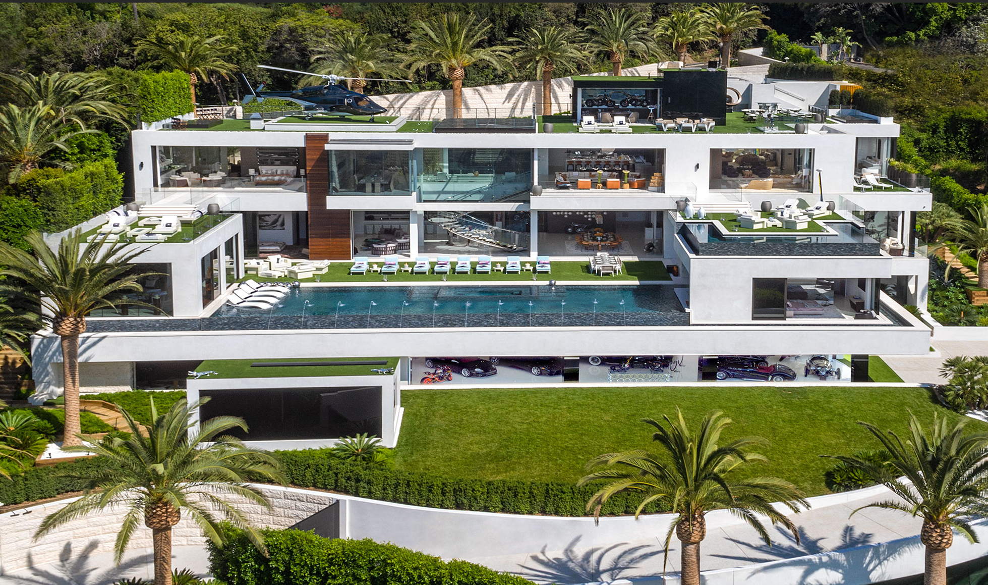 Photo of America's Most Expensive Home at $250 Million