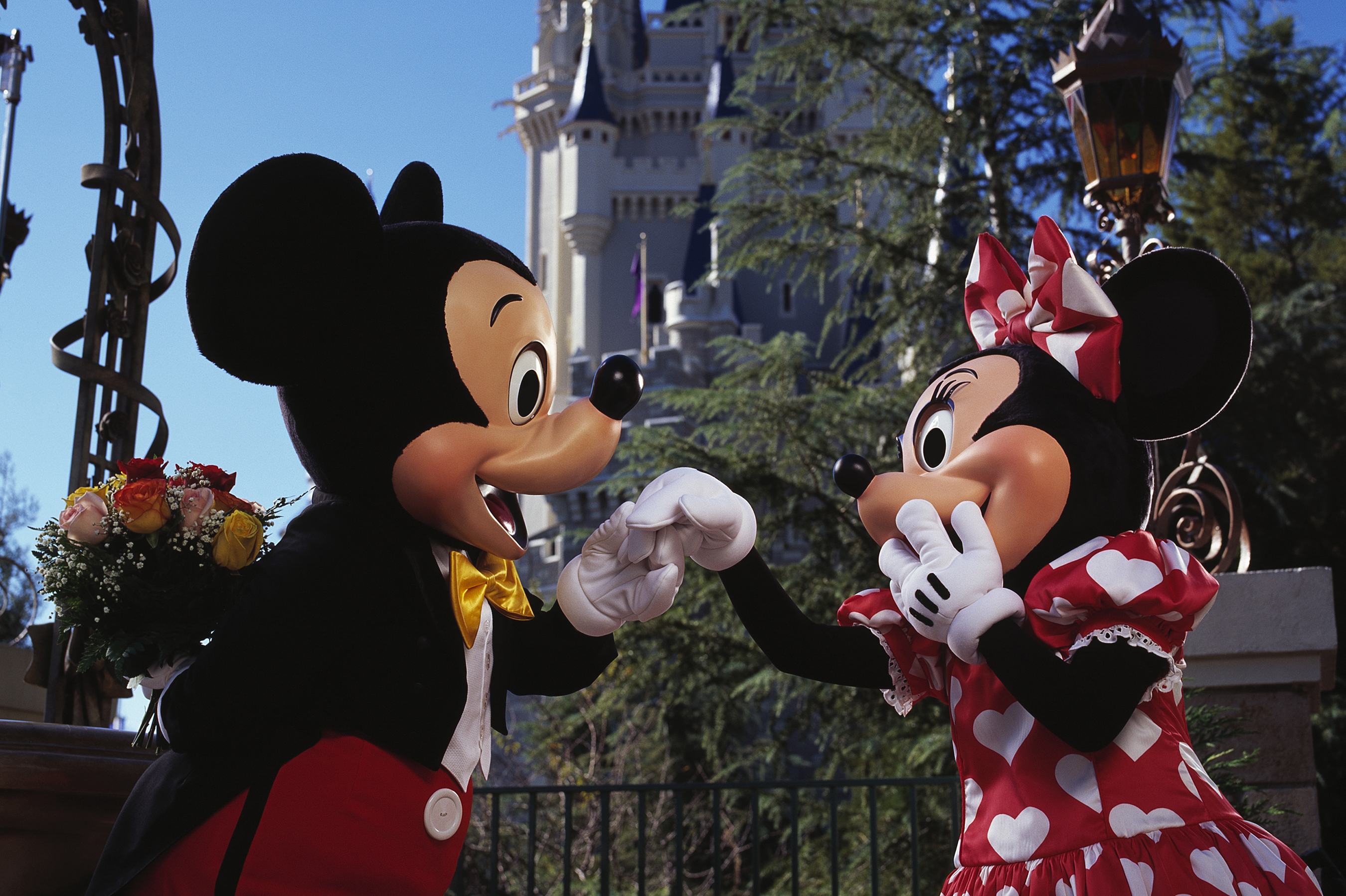 Photo of Walt Disney World Resort Offers Romance for Lovebirds on Valentine's Day and Every Day