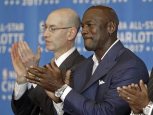 NBA Commissioner and Michael Jordan Step In on Oakley-Dolan Feud