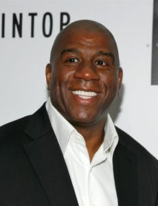 Magic Johnson to return to the Lakers!