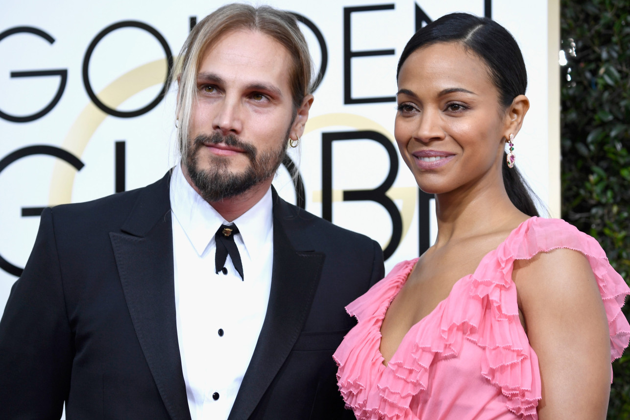 Photo of Zoe Saldana Welcomes Third Baby