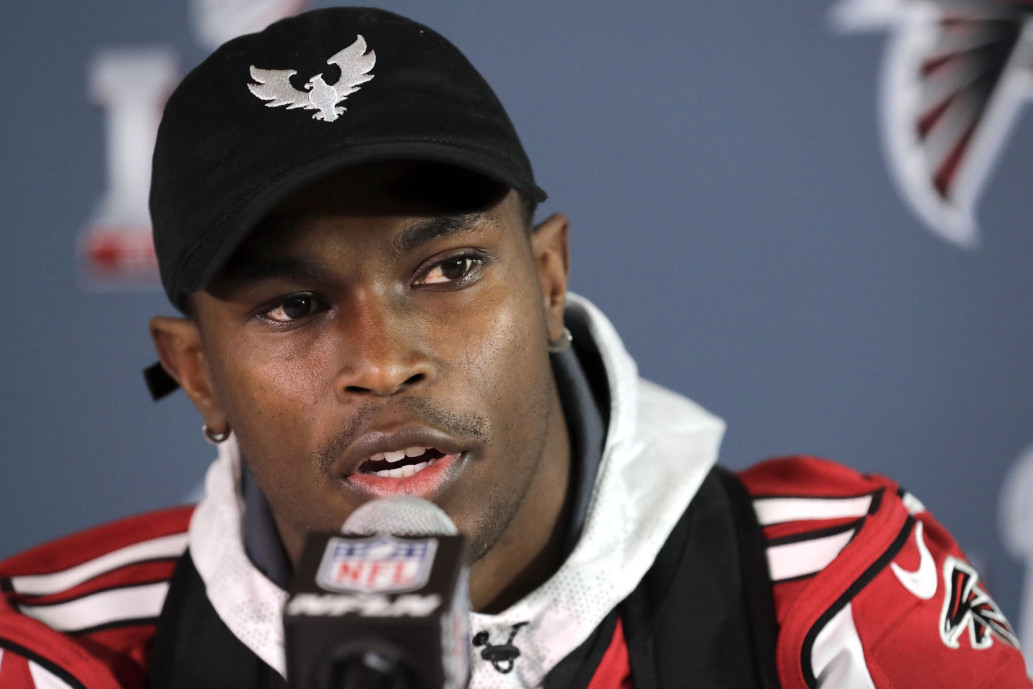 Photo of Super Bowl: Julio Jones has a warning for the Patriots