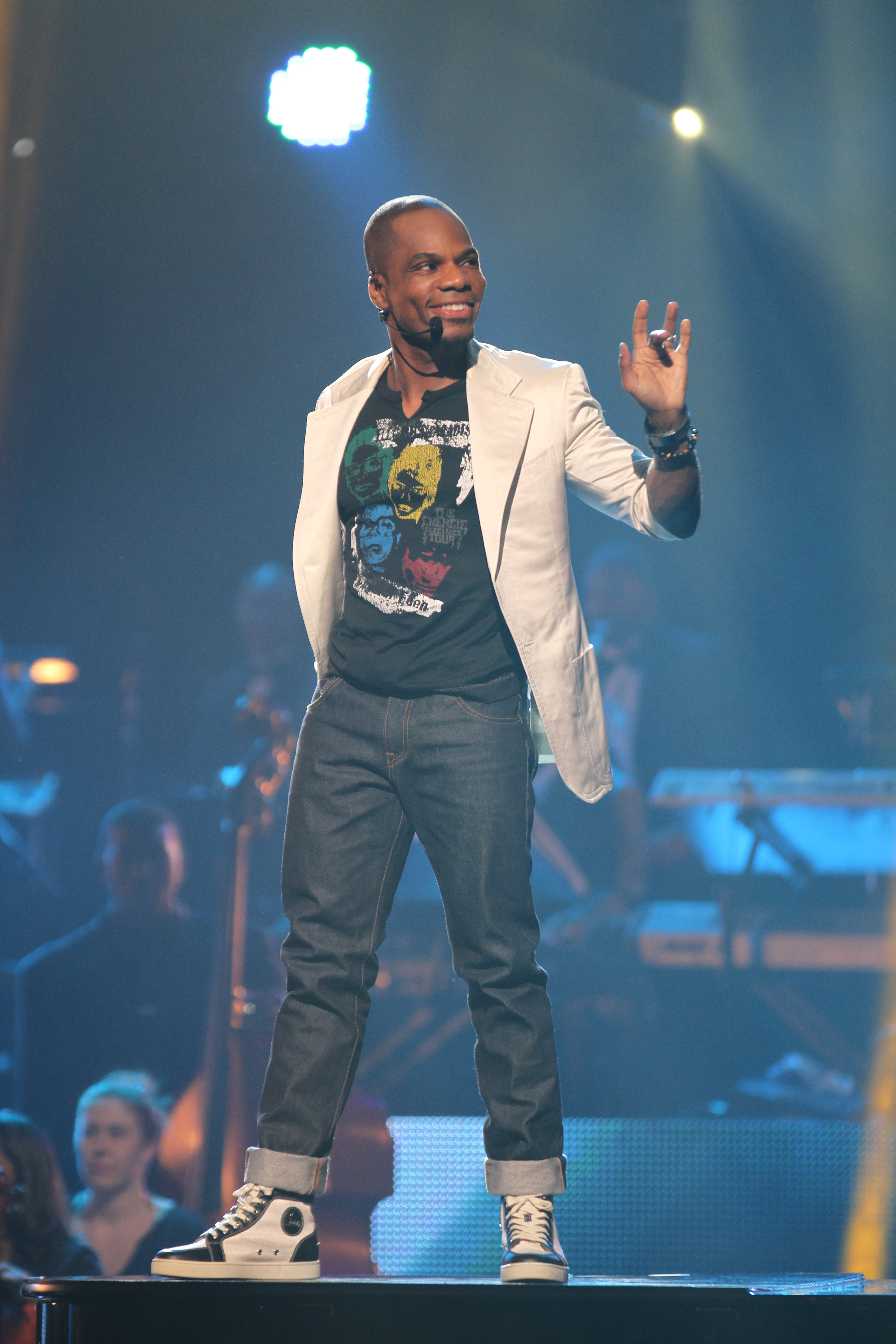 Photo of Kirk Franklin, Tamela Mann and more to perform at the 32nd Annual Stellar Awards