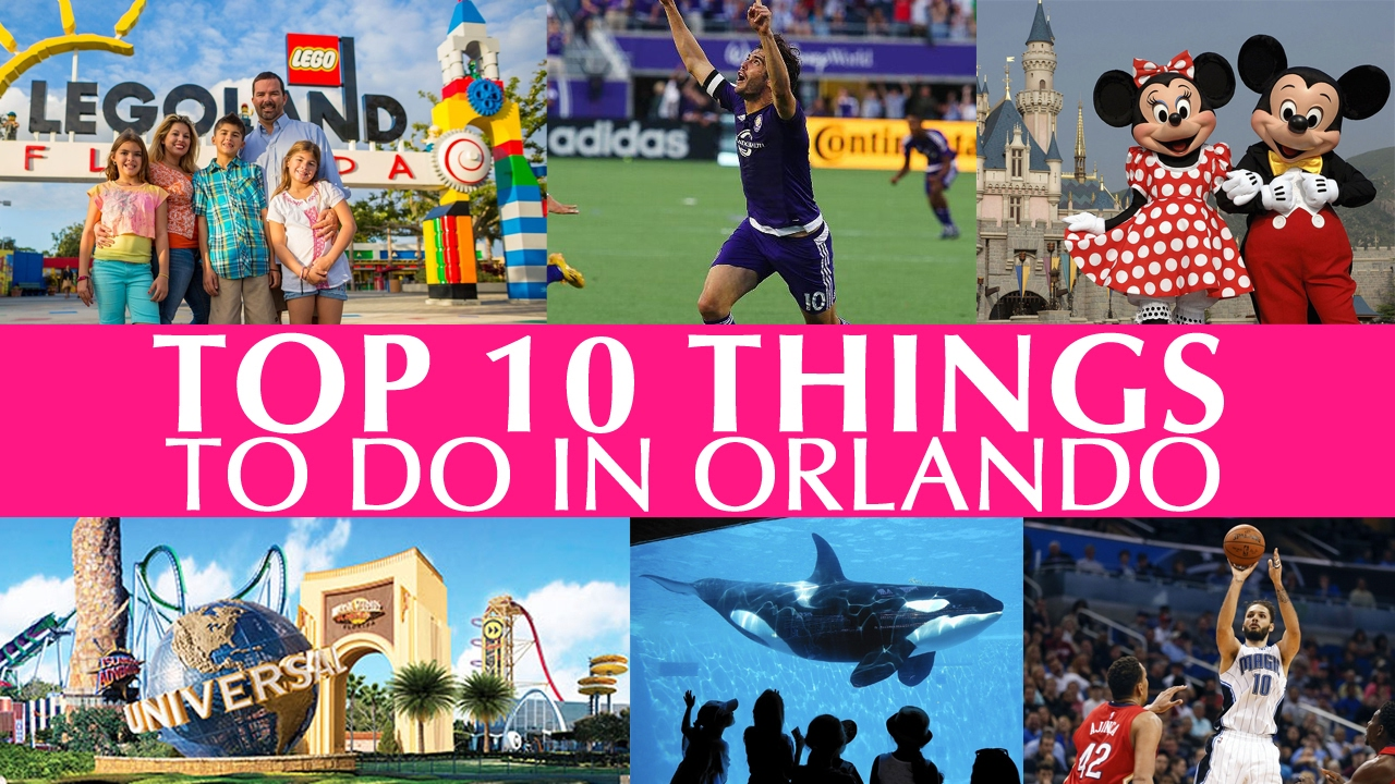 Photo of Top 10 Things to do in Orlando