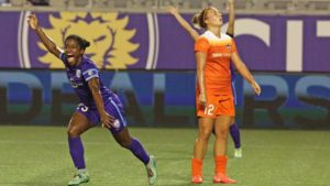 Orlando Pride Inks Four Players to New Contracts