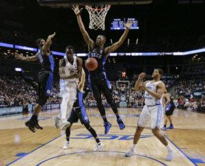 Duke Comes Back to Beat Carolina in ACC Semifinals