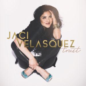 PLATINUM-SELLING, BILINGUAL RECORDING ARTIST JACI VELASQUEZ RELEASES 'TRUST (CONFÍO)'