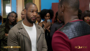 Two-Time Grammy Nominated Singer Tank to Guest Star in a New Episode of  Saints & Sinners